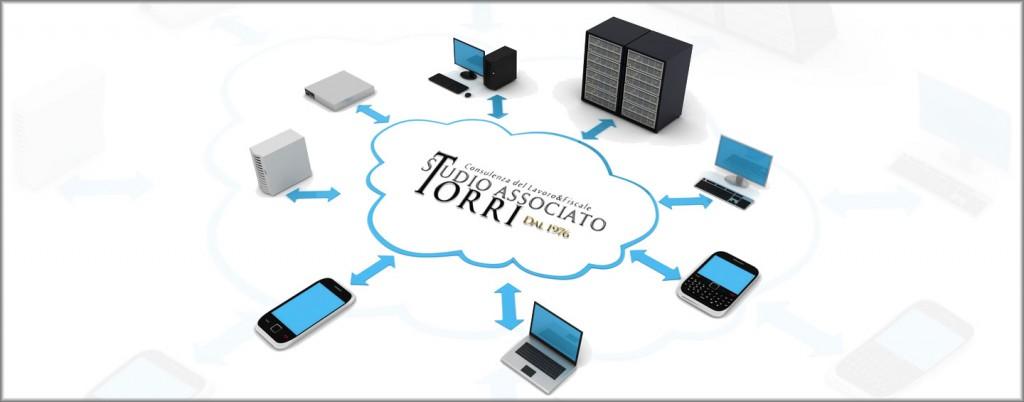 Cloud - consulenza del lavoro e fiscale